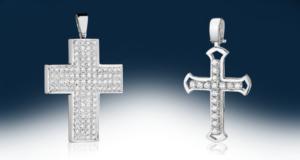 Croci con Diamanti