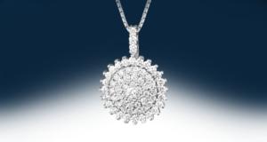 Pendenti con Diamanti
